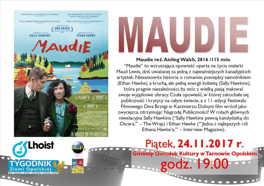 Plakat Maudie - Listopad.jpeg