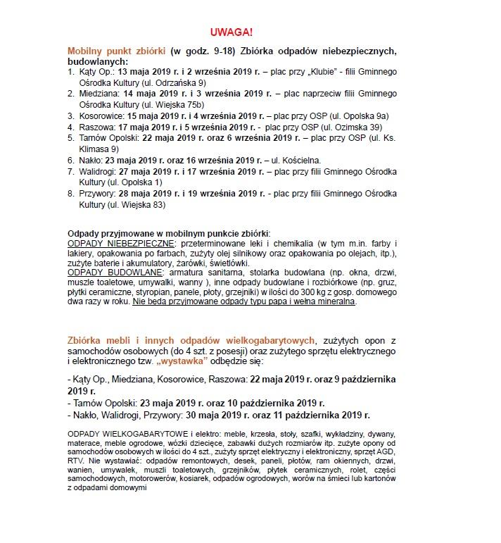 Informacja o wywozie wielkogarbarytow oraz Mobilnym PSZOK-u.jpeg
