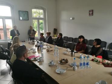 Galeria Spotkanie z okazji Dnia Edukacji Narodowej