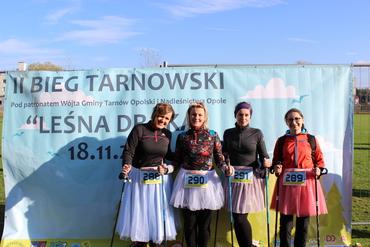 "Galeria II Bieg Tarnowski ""Leśna draka"""