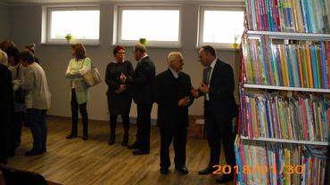 Galeria 55-lecie biblioteki