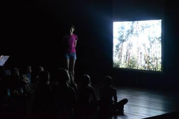 Galeria Sztuka co poszła w las
