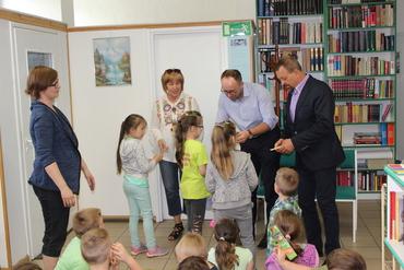 Galeria Spotkanie w Bibliotece